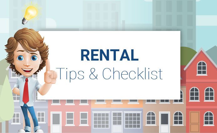 Rental Tips and Checklist
