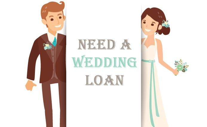 Need a Personal Wedding Loan for your big day?