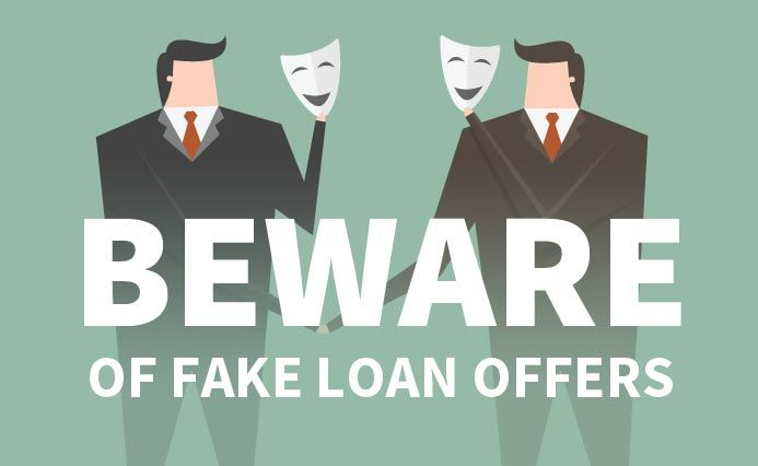 Beware of Fake Loan Offers