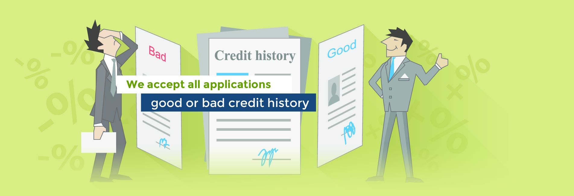 Good to Go Loans - Banner 2